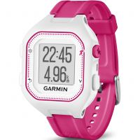 unisexe Garmin Forerunner 25 Bluetooth Smart Alarm Chronograph Watch 010-01353-31