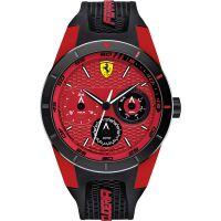 Herren Scuderia Ferrari RedRev T Watch 0830255