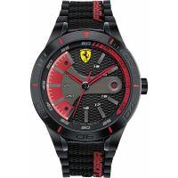 Herren Scuderia Ferrari RedRev Evo Watch 0830265