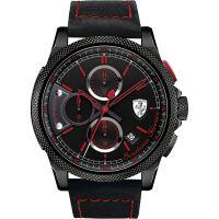 Herren Scuderia Ferrari Formula Italia S Chronograph Watch 0830273
