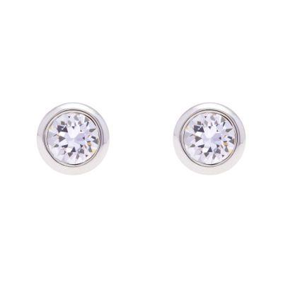 Ladies Ted Baker Stainless Steel Sinaa Crystal Stud Earring TBJ1084-01-02
