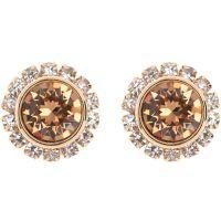 femme Ted Baker Jewellery Sully Crystal Daisy Stud Earring Watch TBJ854-02-96