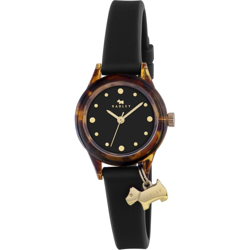 Radley Watch It Dameshorloge Zwart RY2324
