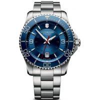 Herren Victorinox Schweizer Militär Maverick Automatik Uhr