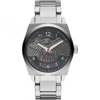 Armani Exchange Herenhorloge Zilver AX2308