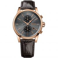 homme Hugo Boss Jet Chronograph Watch 1513281