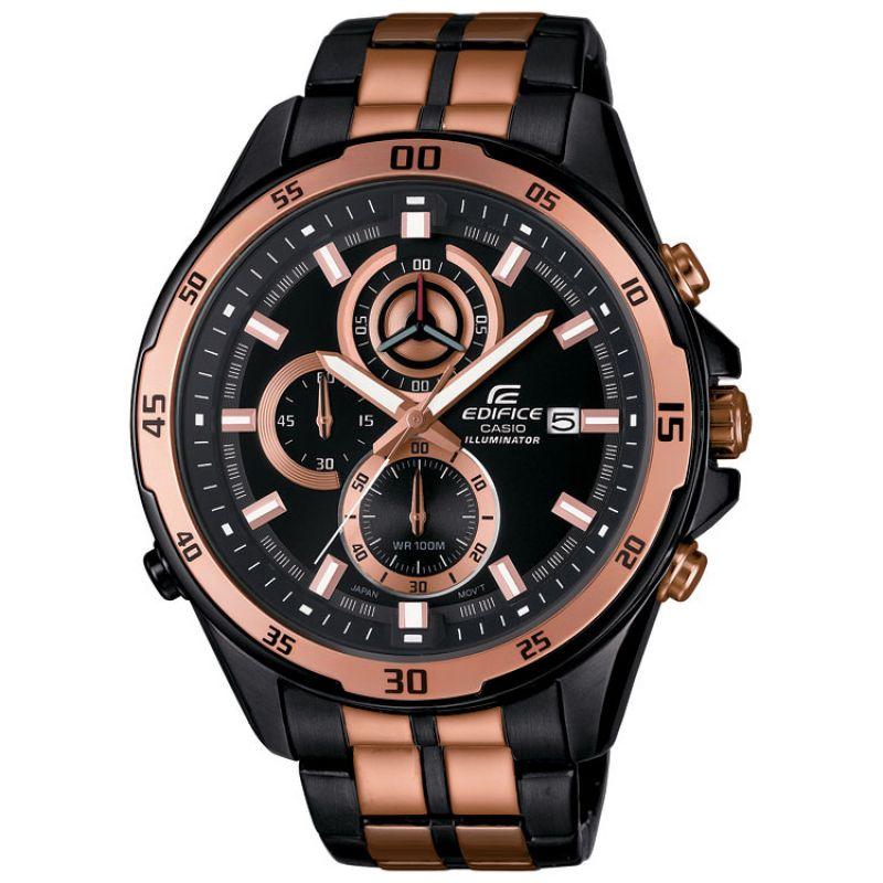 Mens Casio Super Illuminator Chronograph Watch