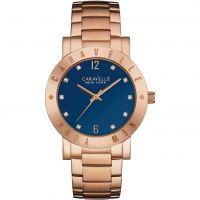 Ladies Caravelle New York Boyfriend Watch