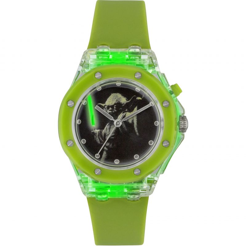 Childrens Disney Star Wars Yoda Watch YOD3702