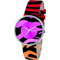 Damen Lambretta Cielo Zebra Watch 2109FUC