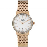 Orologio da Donna Rotary Swiss Made Kensington Quartz LB90054/06