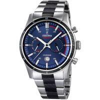 Herren Festina Tour Of Großbritannien 2015 Edition Racing Chronograf Uhr