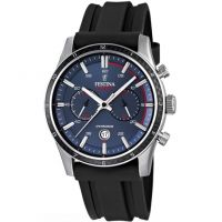 Herren Festina Tour Of Britian 2015 Edition Chronograf Uhr