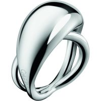 femme Calvin Klein Jewellery Fluid Ring Watch KJ3XMR000105