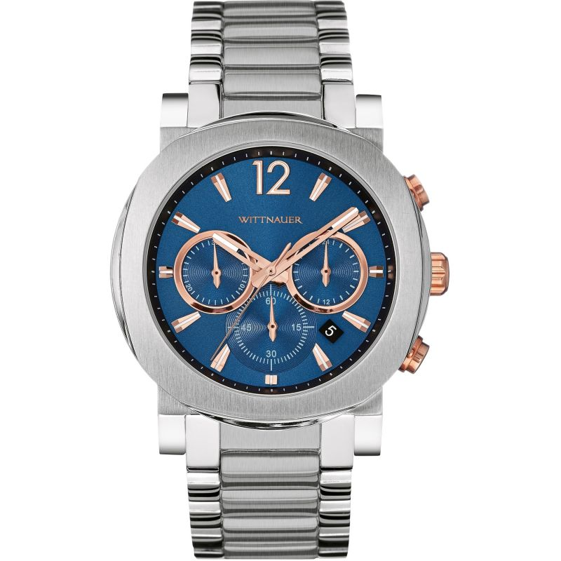 Mens Wittnauer Aiden Chronograph Watch WN3005