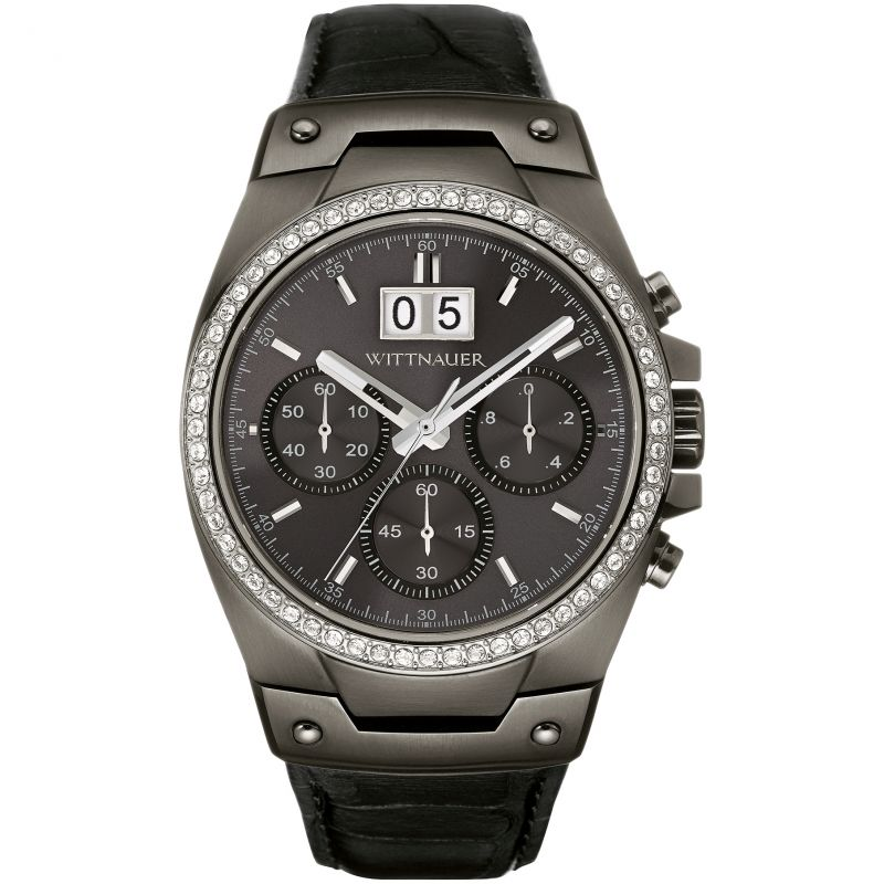 Mens Wittnauer Brody Chronograph Watch