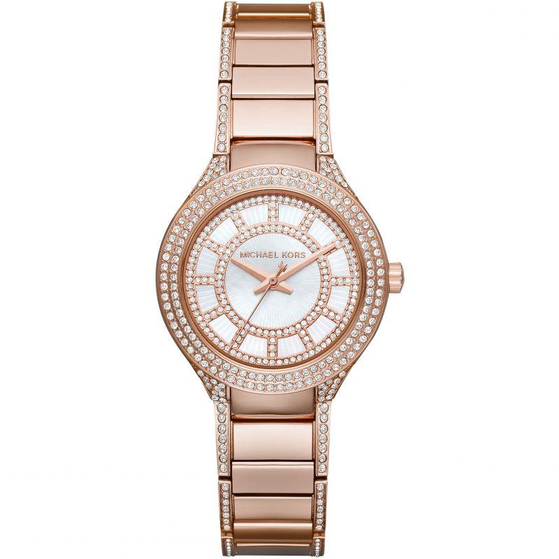 Ladies Michael Kors Mini Kerry Watch