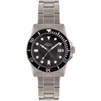 Herren Rotary Exklusives Uhr