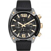 Herren Diesel Overflow Chronograf Uhr