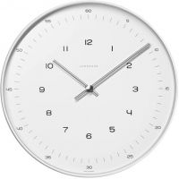 non disponib Junghans Max Bill Clock 22cm 367/6048.00