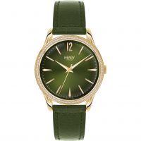 Unisex Henry London Chiswick Uhr