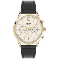 Mens Henry London Heritage Westminster Chronograph Watch HL41-CS-0018