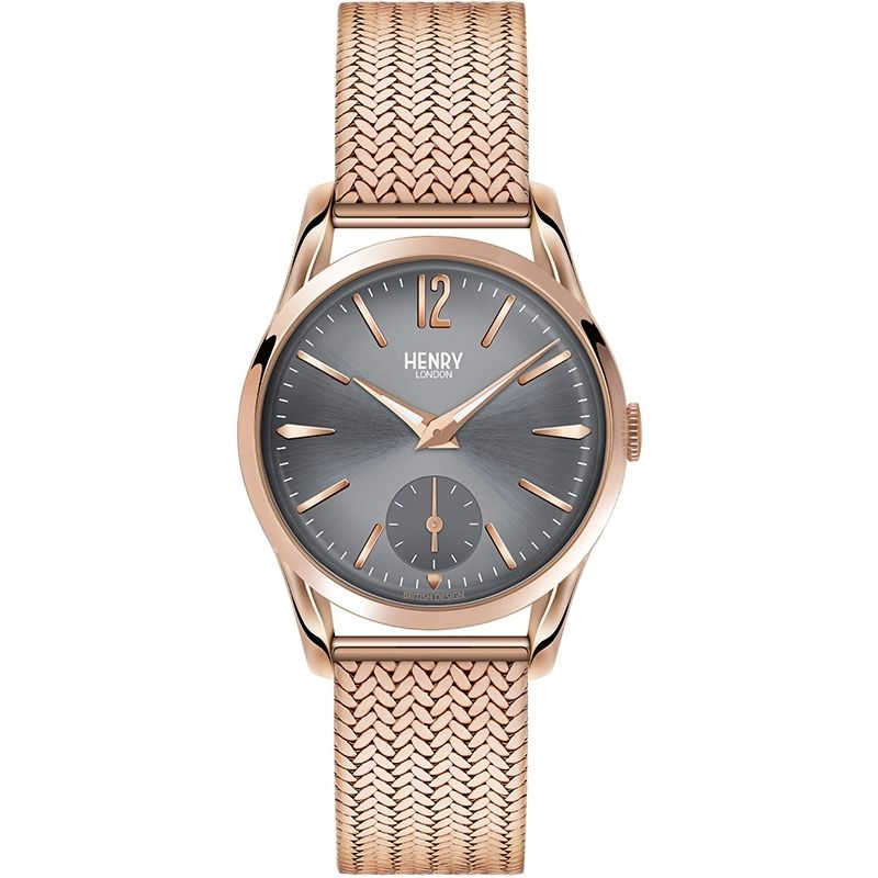 Ladies Henry London Heritage Finchley Watch