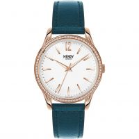 Unisex Henry London Heritage Stratford Watch HL39-SS-0138