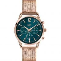 Unisex Henry London Heritage Stratford Chronograph Watch HL39-CM-0142