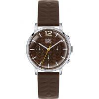 Damen Orla Kiely Frankie Chronograph Watch OK2001