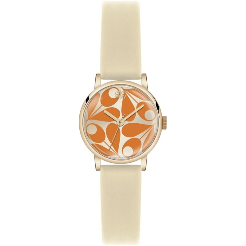 Ladies Orla Kiely Patricia Watch OK2080