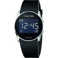 homme Calvin Klein Future Alarm Watch K5B23TD1