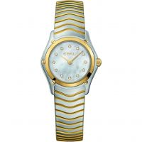 Damen Ebel Classic Watch 1215402