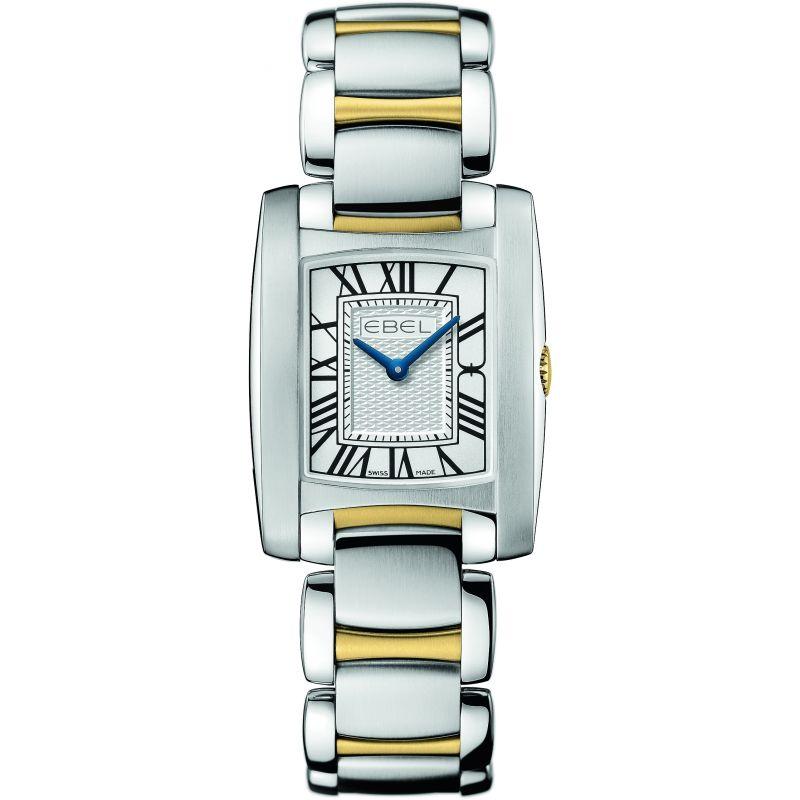 Ladies Ebel Brasilia 18ct Gold Watch