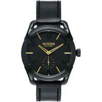 Unisex Nixon The C39 Leder Uhr