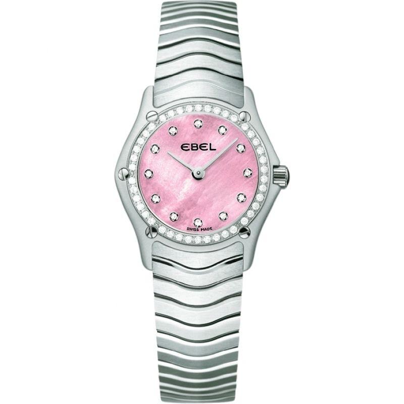 Ladies Ebel Classic Diamond Watch