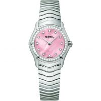 femme Ebel Classic Diamond Watch 1216280