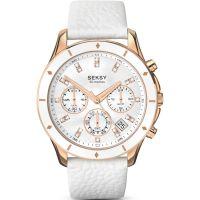 femme Seksy Chrono 365 Chronograph Watch 2212