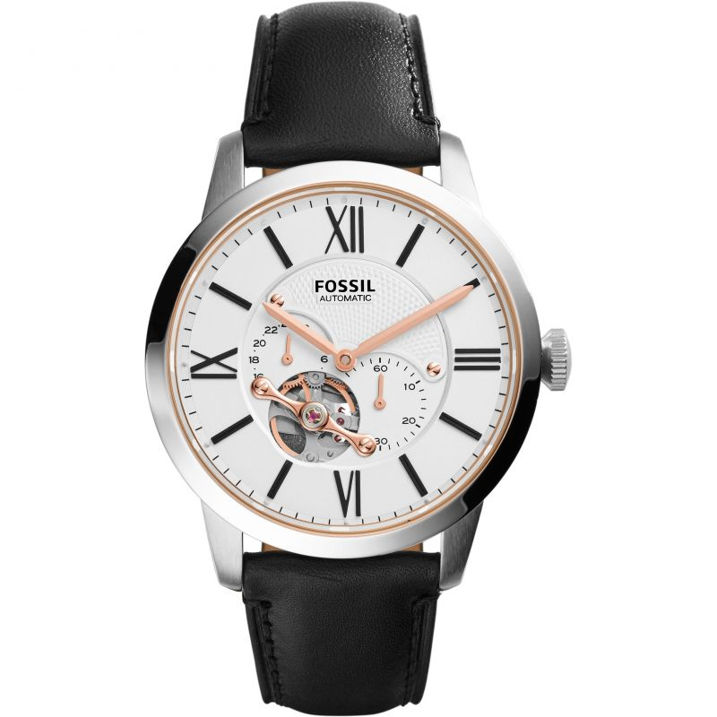 Mens Fossil Townsman Automatic Watch ME3104