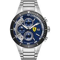 Herren Scuderia Ferrari RedRev Evo Chronograf Uhr