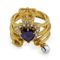 Gioielli da Donna Juicy Couture Jewellery Ring WJW575-533-7