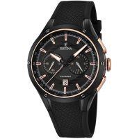 Herren Festina Chronograph Watch F16833/2