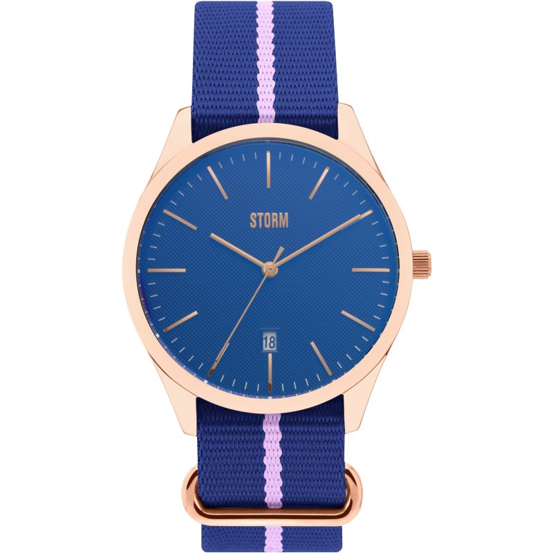 Ladies STORM Morley Watch MORLEY-RG-BLUE