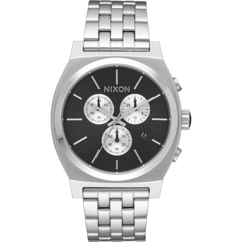 Unisex Nixon The Time Teller Chrono Chronograph Watch