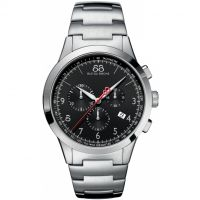 Mens 88 Rue Du Rhone Rive Chronograph Watch