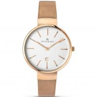 femme Accurist London Contemporary Watch 8079