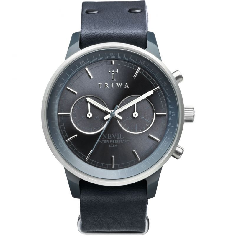 Mens Triwa Nevil Chrono Watch