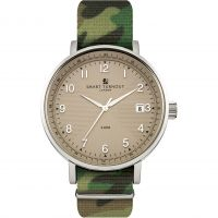 Herren Smart Turnout Watch STH3/BE/56/W-CAMO
