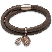 femme Unique & Co Leather Bracelet Watch B236BR/19CM