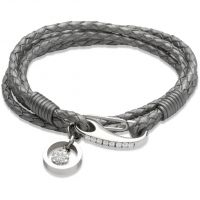 femme Unique & Co Leather Bracelet Watch B256SG/19CM